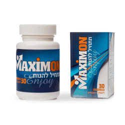 קפסולות MaximumOn