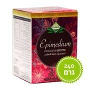 דבש החשק תחליף ויאגרה האולטימטיבי אריזת 240 גרם