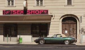 חנויות סקס בשנת 2020