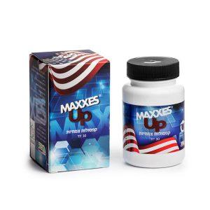 maxxes up קפסולות